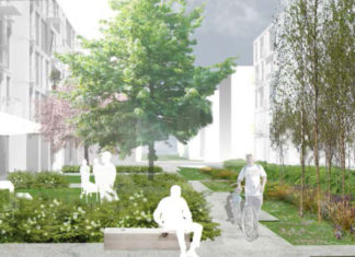 Stadsontwikkeling Nieuw Zuid te Antwerpen