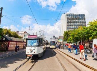 Antwerpen tram