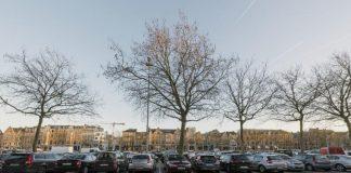 Parking Gedempte Zuiderdokken te Antwerpen
