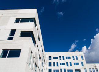 Campus Nieuw Zuid te Antwerpen