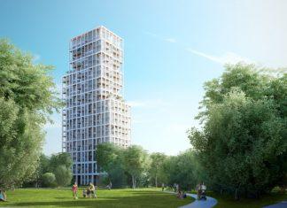 Project Zuiderzicht door duurzame stadsontwikkeling Nieuw Zuid