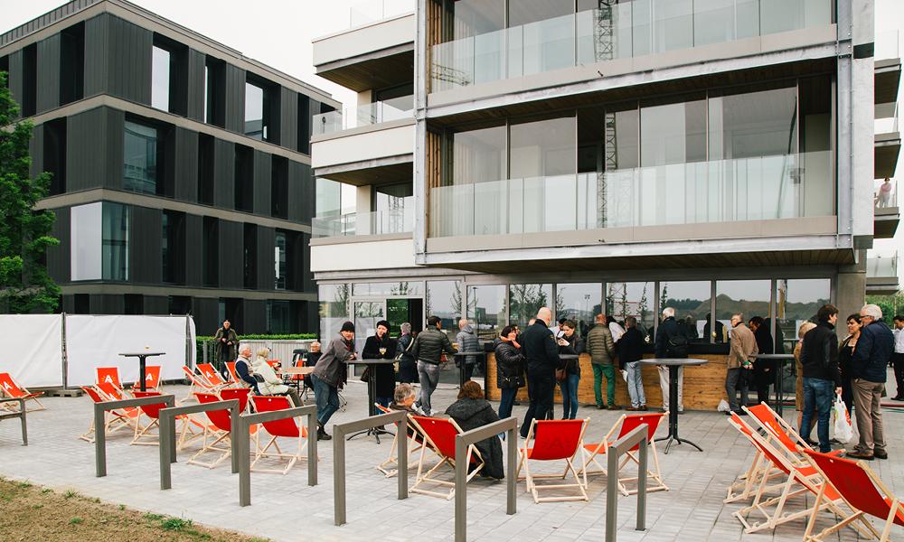Open Wervendag op Nieuw Zuid Antwerpen