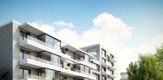 Residentie Cocoon op Nieuw Zuid Antwerpen