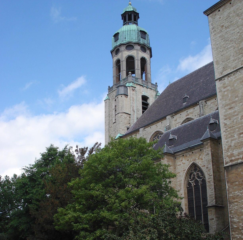 Sint-Andrieskerk op Antwerpen Zuid
