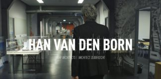 Architect Han van den Born van KCAP Architects