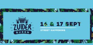 Zuiderburen festival op Antwerpen Zuid