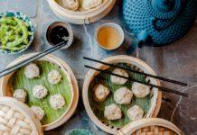 Dim Sums bij Chinees restaurant Yum Cha op Antwerpen Zuid