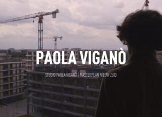 Paola Viganò, ontwerper van het masterplan van Nieuw Zuid Antwerpen