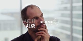 Architalks met Johannes Norlander, ontwerper van HÅVN op Nieuw Zuid