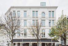 Hotel Pilar op Antwerpen Zuid