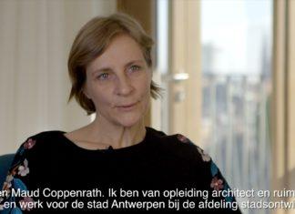 Maud Coppenrath, projectregisseur van Nieuw Zuid