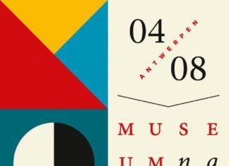 Affiche museumnacht 2018 Antwerpen